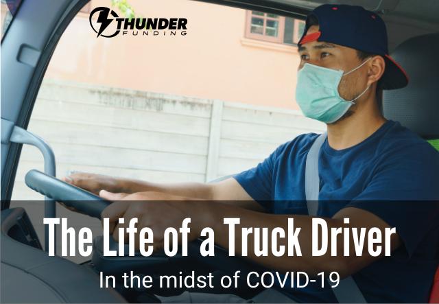 Coronavirus and Truck Drivers | Thunder Funding-1