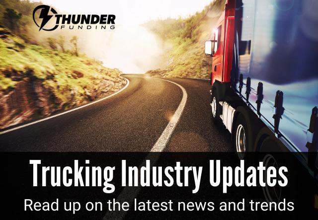 Female Veterans Trucks Drivers | Thunder Funding