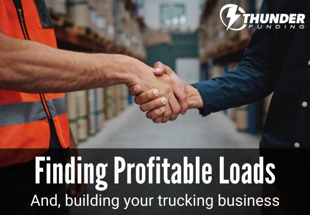 Finding Profitable Loads | Thunder Funding