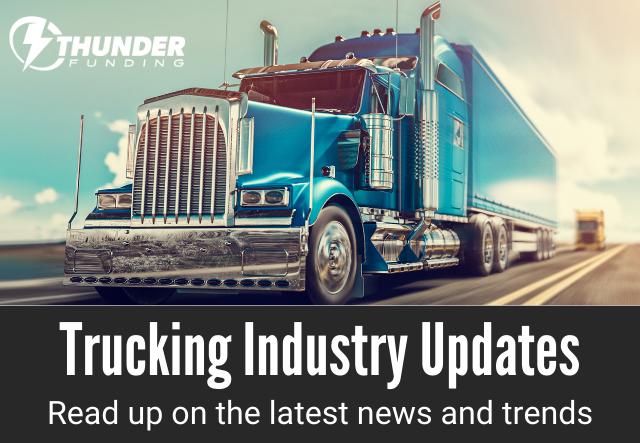 Truckers Enjoying the Holidays | Thunder Funding