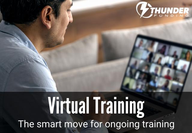 Virtual Training For Truck Drivers | Thunder Funding